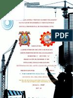 Informe IV Determinacion Del Limite Liquido de Los Suelos. ..Efrain Alvaro Pari Sarmiento