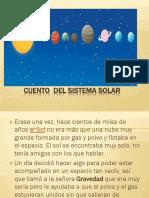 Cuento  del Sistema Solar.pptx
