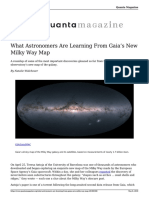 What Astronomers Are Learning From Gaias New Milky Way Map 20180508