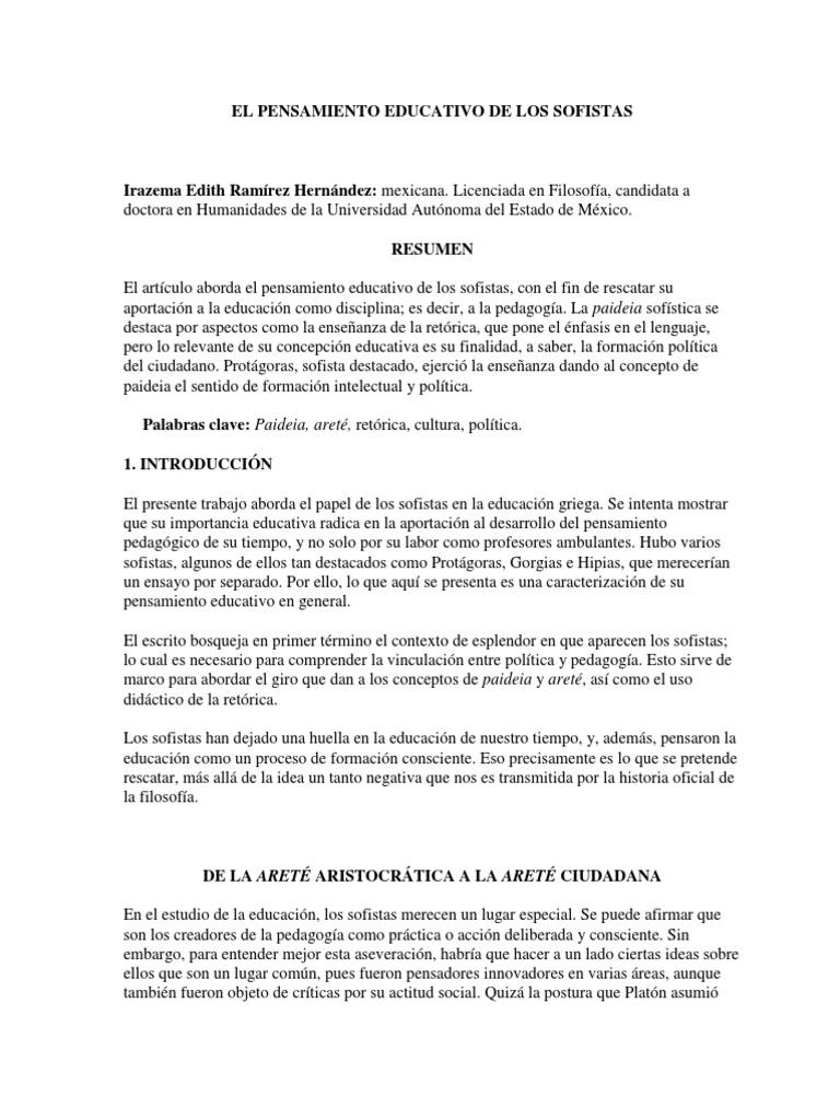 76616bb0bacb El pensamiento educativo de los sofistas.pdf