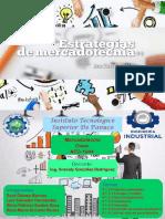 Estrategias de La Mercadotecnia