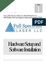 k 40w Laser Manual 3020