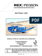 Maxtrak 1000 Manual 02ES 210706