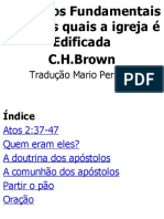 Principios Fundamentais c h Brown