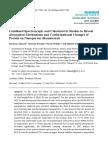 Combined Spectroscopic and Calorimetric Studies to Reveal