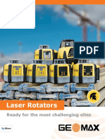 GeoMax Laser Rotators BRO_us