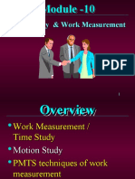 10 Work Measurement