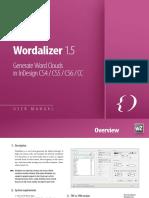 En Wordalizer Manual