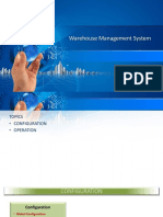 Odoo WMS - Warehouse Management System
