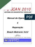 Manual de Injecao VW Motronic 3.8.2