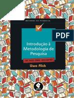 Introdução Metodologia Da Pesquisa 2012 (Usar Capa)
