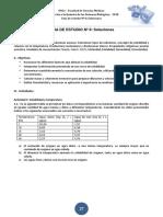 Guía de estudio N° 6 SOLUCIONES