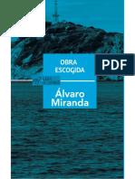Obra Escogida Alvaro Miranda