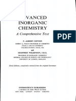 Advanced Inorganic Chemistry - A comprehensive Text by Cotton-Wilkinson.pdf