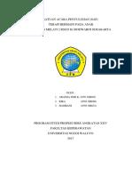 360479175 Satuan Acara Penyuluhan Terapi Bermain Pada Anak Di Rumah Sakit Dr Docx
