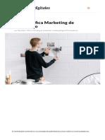 Qué Significa Marketing de Contenido - Nómades Digitales