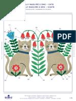 Https Www.dmc.Com Media Dmc Com Patterns PDF PAT0314 Holly Maguire x DMC - Cats