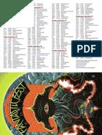 2010 Fantastic Fest Pocket Schedule