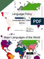Language Policy 3053