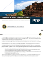 Government of Puerto Rico Fiscal Plan