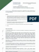 Acta 31 COMPIAL Competencias Alimentos