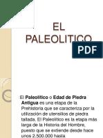 elpaleolitico