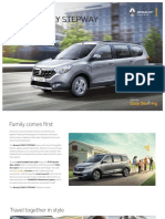 RENAULT Lodgy Brochure