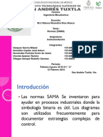 1.3 Simbologia Normas SAMA Video