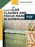Gábor Zólyomi-Copular Clauses and Focus Marking in Sumerian-de Gruyter Open (2014).pdf