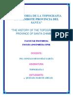 Monografia d Topografia