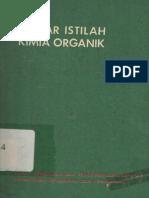 Daftar Istilah Kimia Organik 91