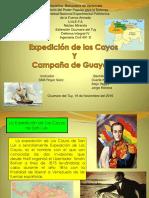 LaExpedición de Los Cayos de San Luis