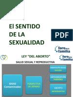 El Sentido de La Sexualidad v.3dtyfh