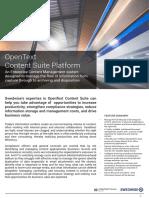 OT Content Suite Platform