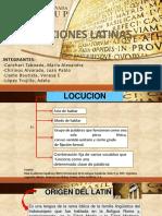Metodologia de La Investigacion - Locuciones Linguisticas