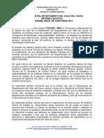 1- Informe Ejecutivo Auditorias 2012