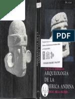 Arqueologia de La America Andina Luis G Lumbreras