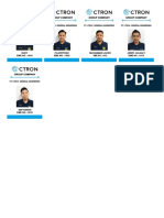 Name Card I-tech Cetak
