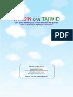 Tahsin Dan Tajwid