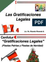 1 - 04 - Gratificaciones Legales
