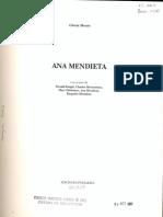 Moure, G. (2007). Ana Mendieta