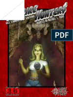 Vampire Hunters OGL Compatible Edition