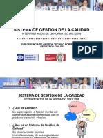 Presentación ISO 9001-2008