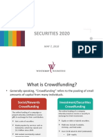 Securities 2020