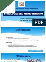 2 Fisiología Del Medio Interno