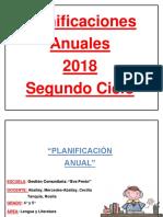 PLANIFICACIONES ANUALES SEGUNDO CICLO 2018.docx