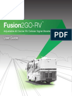 SureCall Fusion2Go-RV User Guide