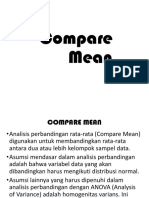 COMPARE MEANS.ppt