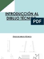 Tema 1 Introducción Al Dibujo Técnico