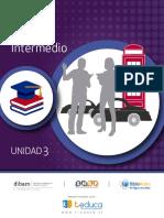 Inglés Intermedio Unidad 3_v1